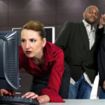 The high cost of office gossip
